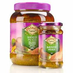 Mixed Pickle (Hot) - Pataks