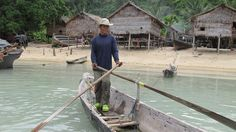 Sea Nomads of Koh Surin - Thai Island Life - #RowBoat, #AndamanDiscoveries, #MokenSeaNomads, #Thailand #Steppes The Moken Sea Nomads are ancient nomadic sea people who have lived between the #Merguiarchipelago of #Myanmar and the islands of Thailand's north Andaman coast for thousands of years. Traditionally nomadic, they would spend most of their time out at sea and moored in sheltered locations during the monsoon season.