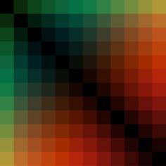 Gradient Grid - Ver 3