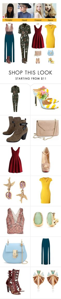 """""""mtmte #50: Megatron's students 2"""" by femme-mecha ❤ liked on Polyvore featuring Topshop, Giannico, rag & bone, Filippa K, Chicwish, Christian Louboutin, Betsey Johnson, Versace, Alice + Olivia and Napier"""