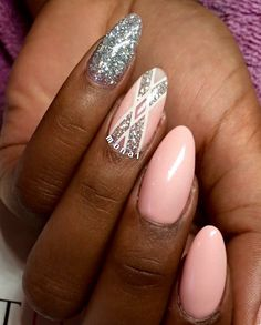 Nail Art stickers, lines. Gels Light Elegance.