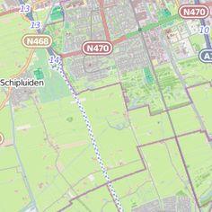 Fietsroute 'Mooi Midden-Delfland' vanuit Delft | Natuurmonumenten