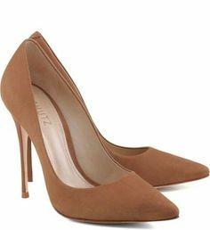 22 Woman Shoes That Make You Look Fabulous shoes womenshoes footwear shoestrends Pumps, Stilettos, Pretty Shoes, Beautiful Shoes, Shoe Boots, Shoes Sandals, Tie Shoes, Heeled Sandals, Golf Shoes