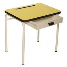 Kids Desk Régine - Yellow  Les Gambettes
