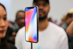 The iPhone X may be hurting iPhone 8 sales