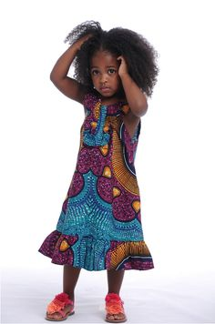 Street Style Of The Day- Children In Ankara/African Prints Styles | FashionGHANA.com: 100% African Fashion