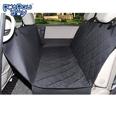 DOG SEAT COVER for cars trucks and SUV Dog Backseat Cover Waterproof Hammock Non Slip Dog Seat Cover Protecting Car Seat and Keeping Your Dog or Cat Comfortable  Easy to Install Black >>> You can find more details by visiting the image link.