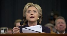 Hillary Clinton's emails did not contain highly classified secrets, inquiry finds. - POLITICO