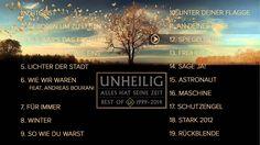 Unheilig - Alles hat seine Zeit - Best Of Unheilig 1999-2014 (Albumplayer)