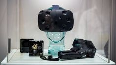 HTC Vive launches in April for $799 dollar