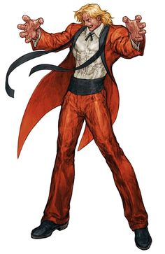 Rugal Bernstein (King of Fighters) - Pictures & Characters Art - Capcom vs. SNK