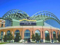 Pivot Sign - American Family Field