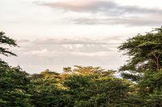"""Kilimanjaro """"The shy mountain"""", Tanzania"""