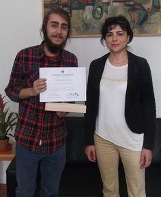 Ödül Alan Öğrencilere Teşekkür Belgeleri Verildi | Mimarlık ve Tasarım Fakültesi