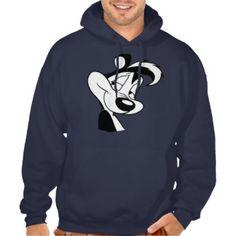 Pepe Le Pew - Smirking Sweatshirts