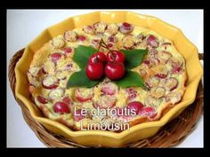 La gastronomie française - YouTube Cerise De Montmorency, Mets, French Food, Food Videos, Oatmeal, Pie, Breakfast, French Class, French Recipes