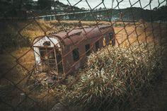 #Old #train #rusty #paranapiacaba #decay #urbex