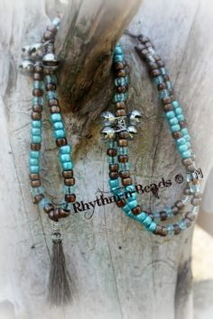 Natural horsemanship rhythm bead necklaces for horses. www.facebook.com/rhythmbeads