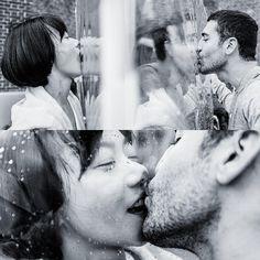 #Sense8 Donna's kiss El beso de Donna. @doonabae #lito #sun @tobyonwumere