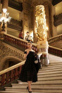 Christian Siriano, Christian Louboutin, Patricia Field, Stephane Rolland, Alexandre Vauthier, Carrie Bradshaw, Glamour Fashion, Paris Fashion, Fashion Show