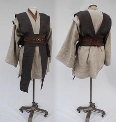 Mace Windu Inspired Costume