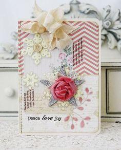 Melissa Phillips.  PTI Winterberry stamp set