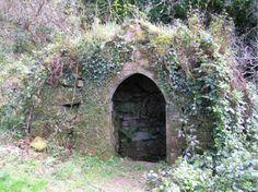 Sacred Well:  St. Breward's Well, near Camelford, Cornwall, England.