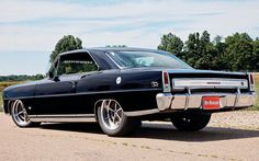 1966 Chevy Ii Nova Ss Wallpaper and Background Image General Motors, Chevy Muscle Cars, Chevy Nova, Mustang Cars, American Muscle Cars, Chevrolet Camaro, Drag Racing, Hot Cars, Custom Cars