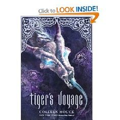 Tiger's Voyage, Book 2 of Tiger's Curse Series.