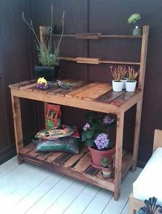 11 Diy Ideas to Recycle Wood Pallets for Garden Decorations and Outdoor Furniture