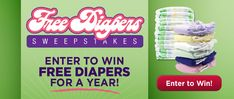 Free Diapers Sweepstakes