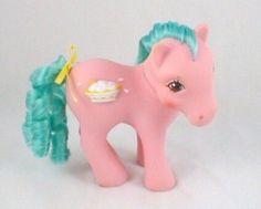 Banana Surprise - my first My Little Pony! #nostalgia @Jillian