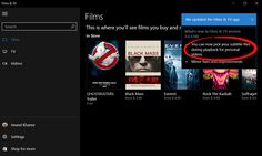Load external subtitles in Films & TV app of Windows 10