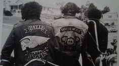Hells Angels, Cut And Color, Old And New, Colours, Furniture, Home Furnishings, Arredamento