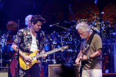 John Mayer and the Grateful Dead get bluesy in Portland as Dead & Company | OregonLive.com
