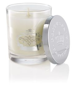 Castelbel White & Silver Edition Scented Candle