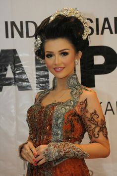 Makeup by Anpa Suha pada Acara THE MAKEUP WORKSHOP Jakarta, 6 Mei 2015