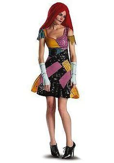 Sally Glam Costume