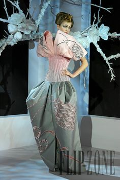 Dior Printemps-été 2007 - Haute couture