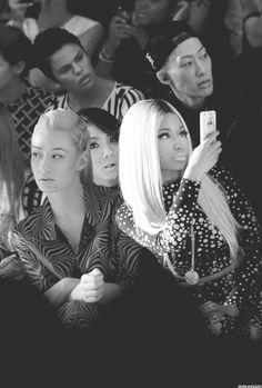 Iggy Azalea x Nicki Minaj