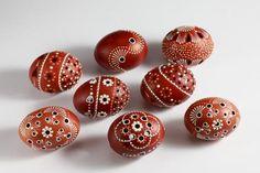 Cibuľové kraslice, Veľkonočné dekorácie