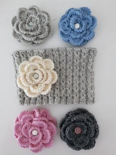 Crochet Flowers, Knitted Hats, Crochet Earrings, Sewing, Knitting, Handmade, Diy, Accessories, Jewelry