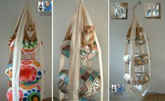 Cat'sTrapeze: a great way for vertical space use!