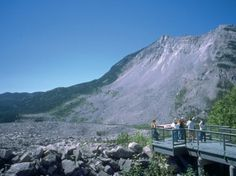 The ghostly view from the Frank Slide Interpretive Centre (Photo: Travel Alberta) Rest Of The World, Places Around The World, Around The Worlds, O Canada, Alberta Canada, Places To See, Places Ive Been, Canada Mountains, Beautiful Places