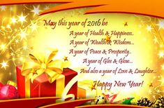 happy new year 2016 quote wishes messages