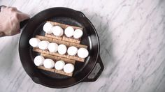 How to Make Smores Indoors