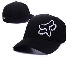 2017 Fox Racing Men Guys Elastic Flex Snapback Trucker Hat HipHop Adjustable  Cap in Clothing 0bc2c003555e