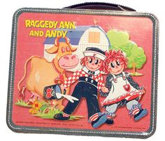 Lunch Boxes | vintage lunch boxes are definitely on my list of favorite vintage ...