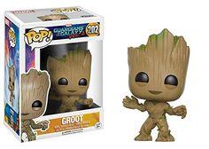 Funko Figurine Marvel - Gardiens De La Galaxie 2 - Young Groot