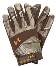 Under Armour® Cold Gear™ Realtree AP Camo Idlywild Glove @Cavender's Boot.